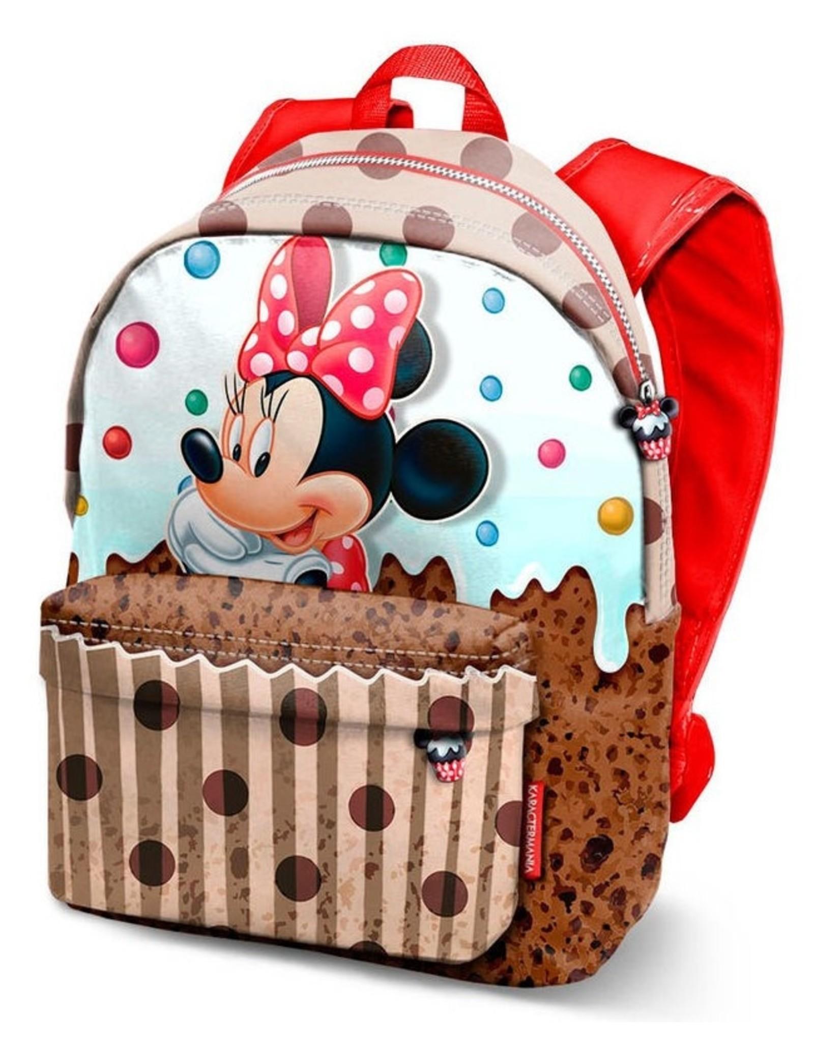 Karactermania Disney tassen -  Minnie Mouse rugzak Muffin