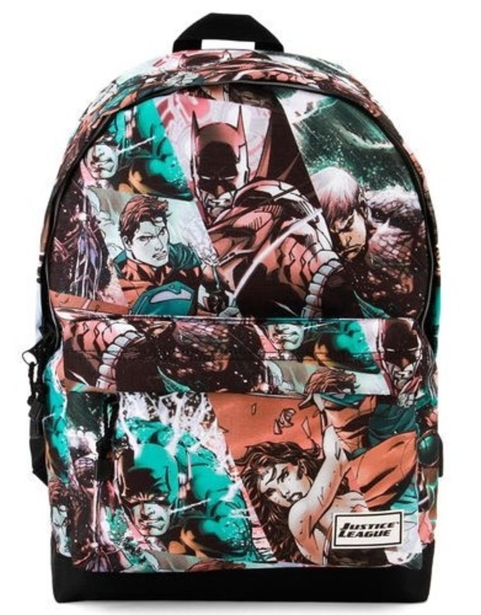 DC Comics Merchandise tassen - DC Comics Justice League rugzak 42cm