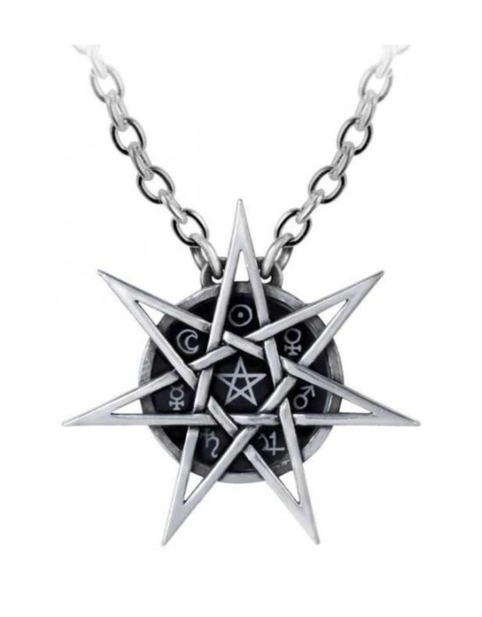 Alchemy Sieraden - Elven Star ketting Alchemy