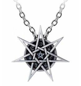 Alchemy Elven Star necklace Alchemy