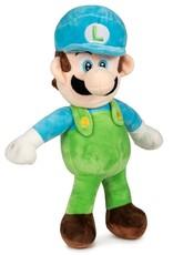 Nintendo Merchandise pluche en figuren - Mario Bros Luigi blauw pluche 35cm