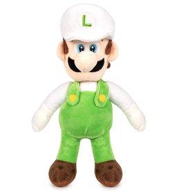Nintendo Mario Bros Luigi wit pluche 35cm