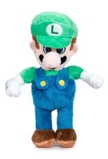 Nintendo Merchandise pluche en figuren - Mario Bros Luigi pluche 30cm