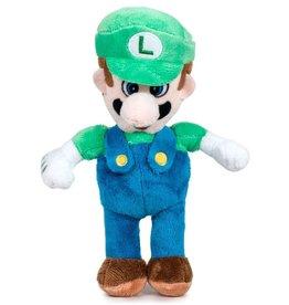Nintendo Mario Bros Luigi pluche 30cm