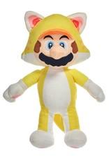 Nintendo Merchandise pluche en figuren - Mario Bros Mario plush geel 35cm