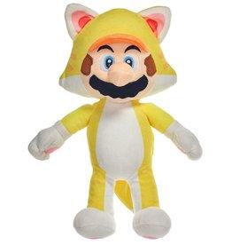Nintendo Mario Bros Mario plush geel 35cm