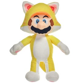 Nintendo Mario Bros Mario yellow plush 35cm