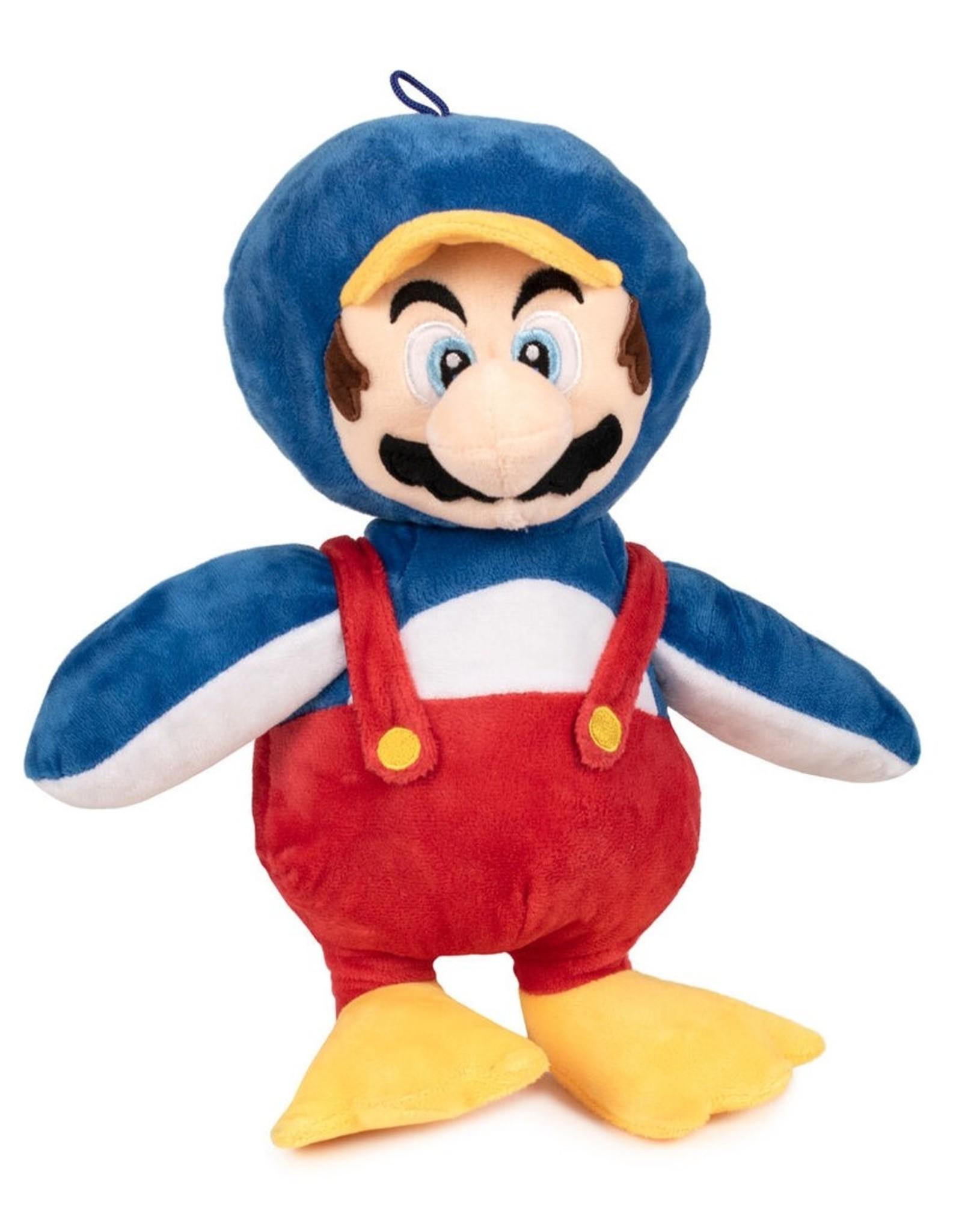 Nintendo Merchandise pluche en figuren - Mario Bros Mario Pinguin pluche 35cm