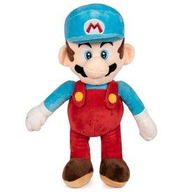 Nintendo Mario Bros Mario blue plush 35cm