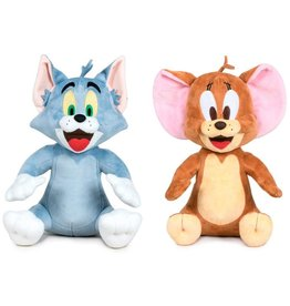 Warner Bros Warner Bros Tom & Jerry pluche 20cm (set)