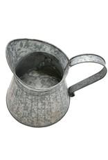 Brokante Metalen Kan Miscellaneous - Brocante Metalen Kan - grijs