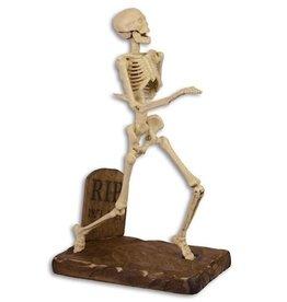 Trukado Wandelend skelet RIP