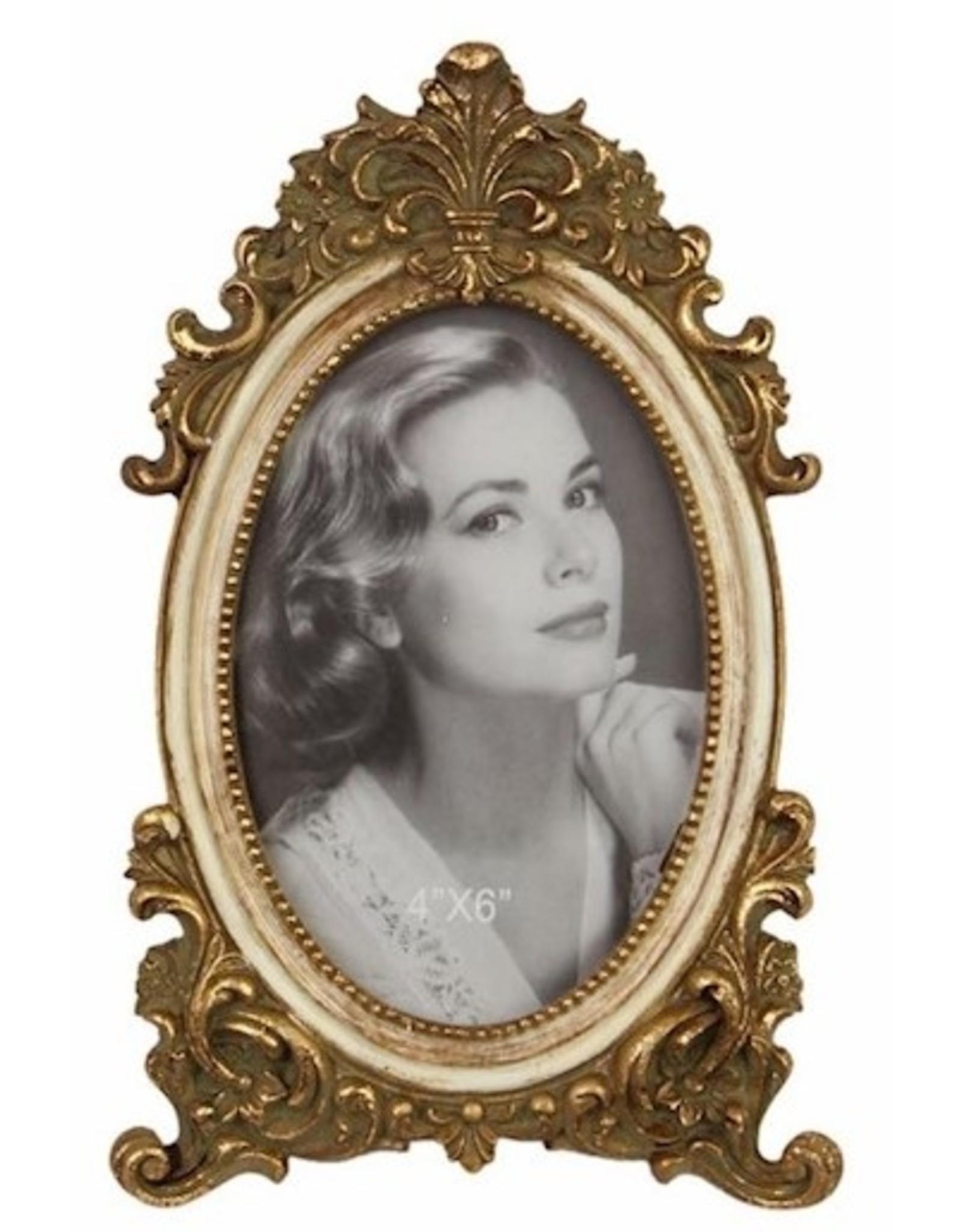 Trukado Miscellaneous - Photo frame baroque old bronze look
