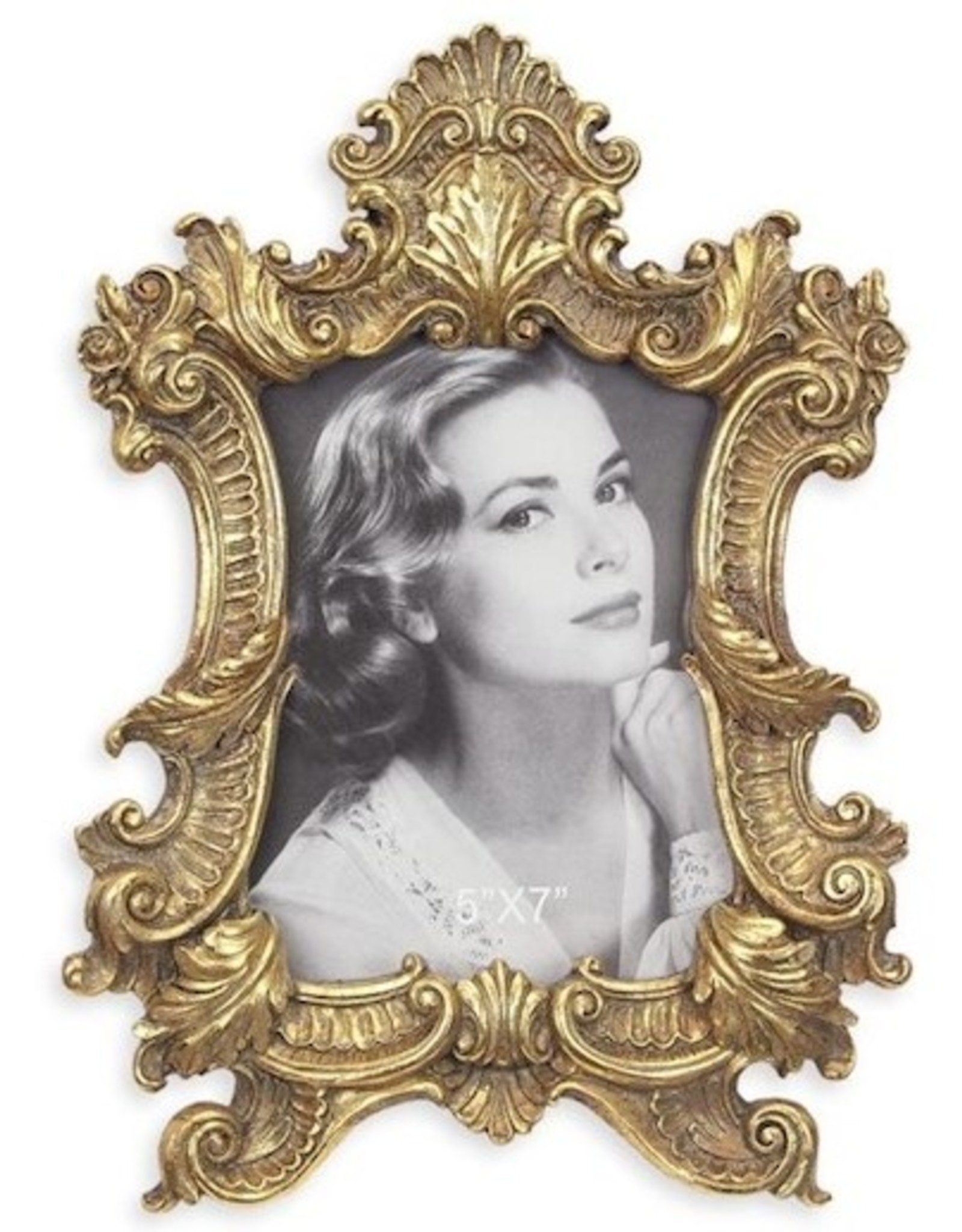 Trukado Miscellaneous - Fotolijst barok goudkleurig
