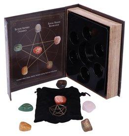 NemesisNow Wellness Witch stones Salem's Spell Kit