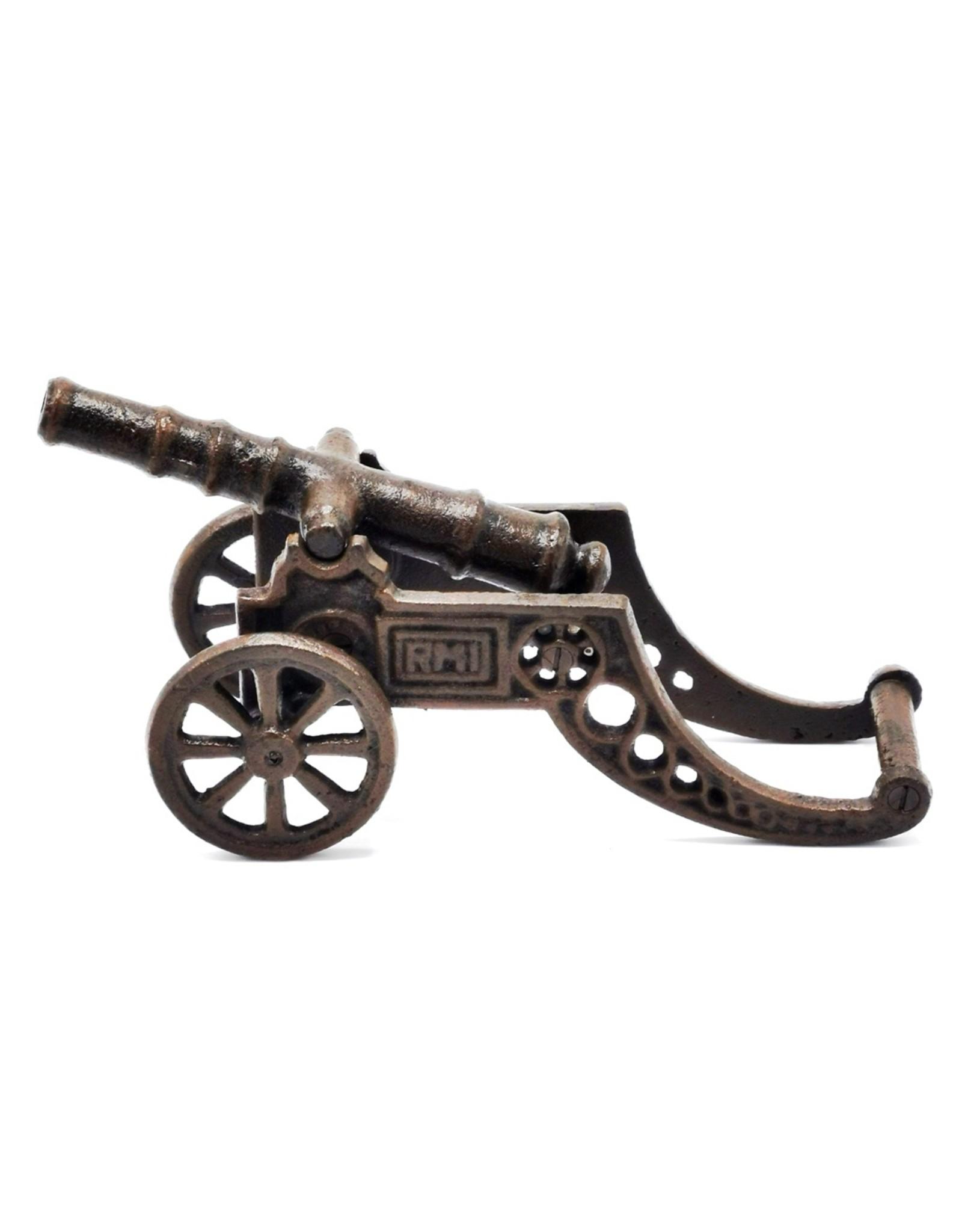Trukado Miscellaneous - Gietijzeren kanon miniatuur