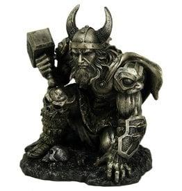Nemesis Now Thunder of Thor statue metallic 19cm