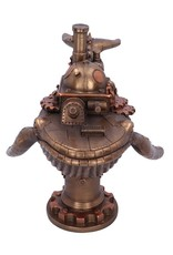 Nemesis Now Giftware Figurines Collectables - Steampunk  Submarine Whale Figurine