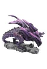 Nemesis Now Reapers, skulls and dragons - Purple dragon Azar