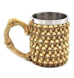 PL Skulls mug 3D