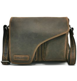 HillBurry HillBurry messenger bag with holster cover (medium)