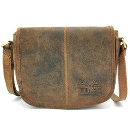 Hunters Hunters Leather Saddlebag  - Buffalo Leather