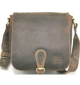Hunters Hunters Leather Saddle bag Buffalo leather