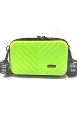 Forever Young Clutches and Wallets - Festivaltag, phonebag Forever Young strike green