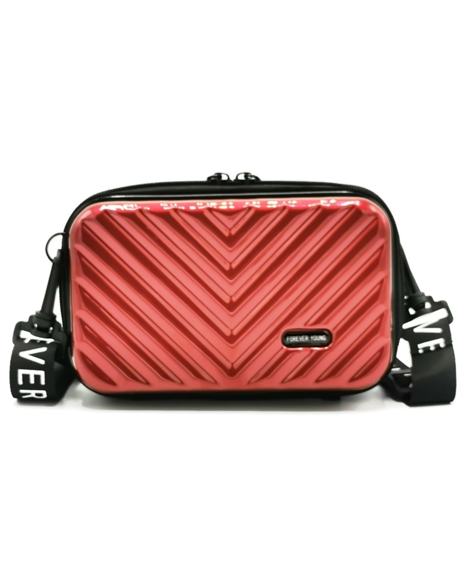 Forever Young Clutches and Wallets - Festivaltag, phonebag Forever Young red