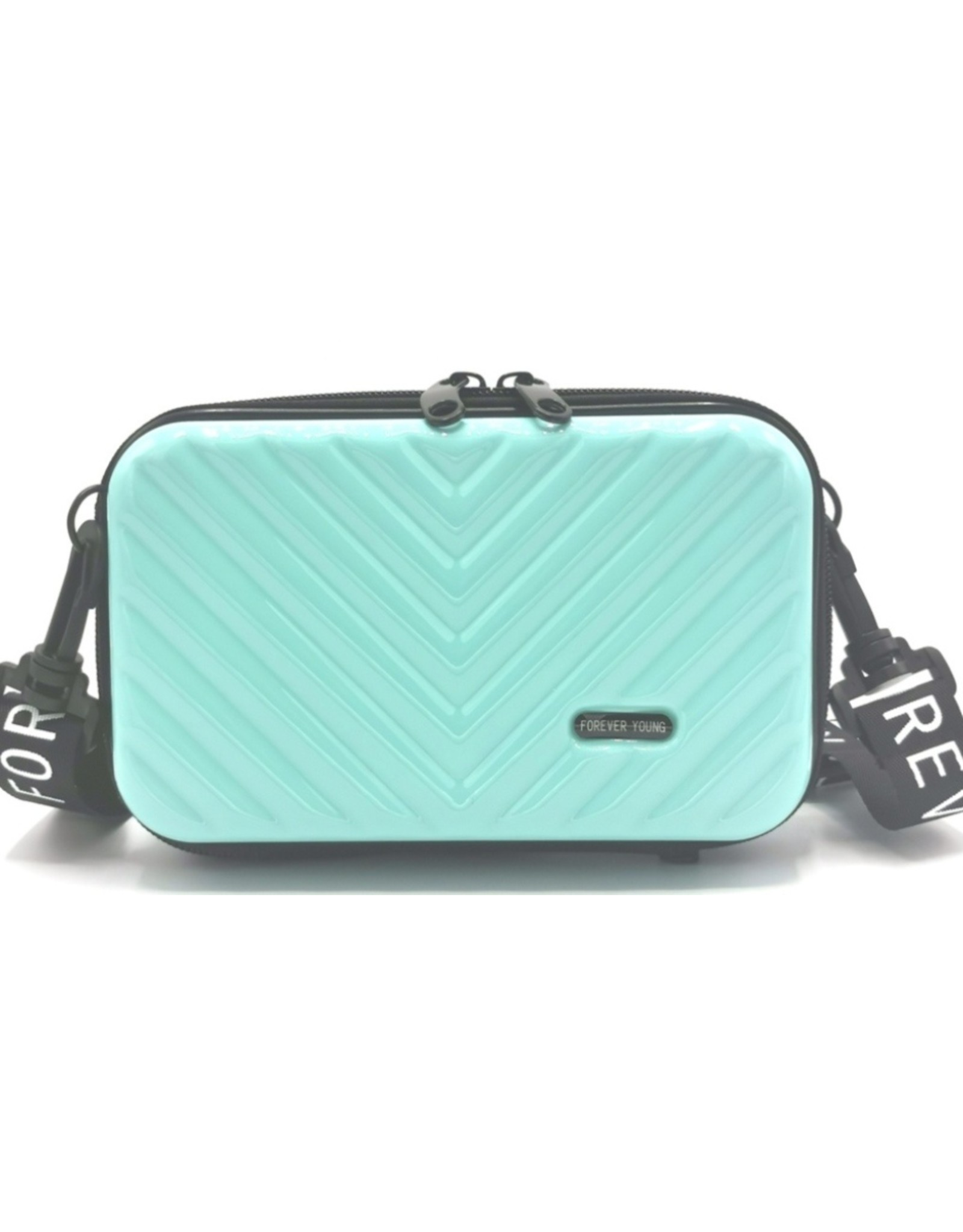 Forever Young Clutches and Wallets - Festivaltag, phonebag Forever Young mint
