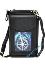 Anne Stokes 3D Lenticular Wallets and Purses - 3D phone case Magical Dragon Anne Stokes