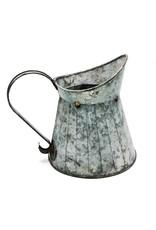 Brokante Metalen Kan Miscellaneous - Brocante Metalen Kan met roest