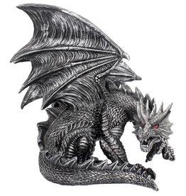 NemesisNow Obsidian Dragon 25cm Nemesis Now