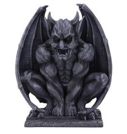 Nemesis Now Adalward Dark Black Gargoyle 26cm