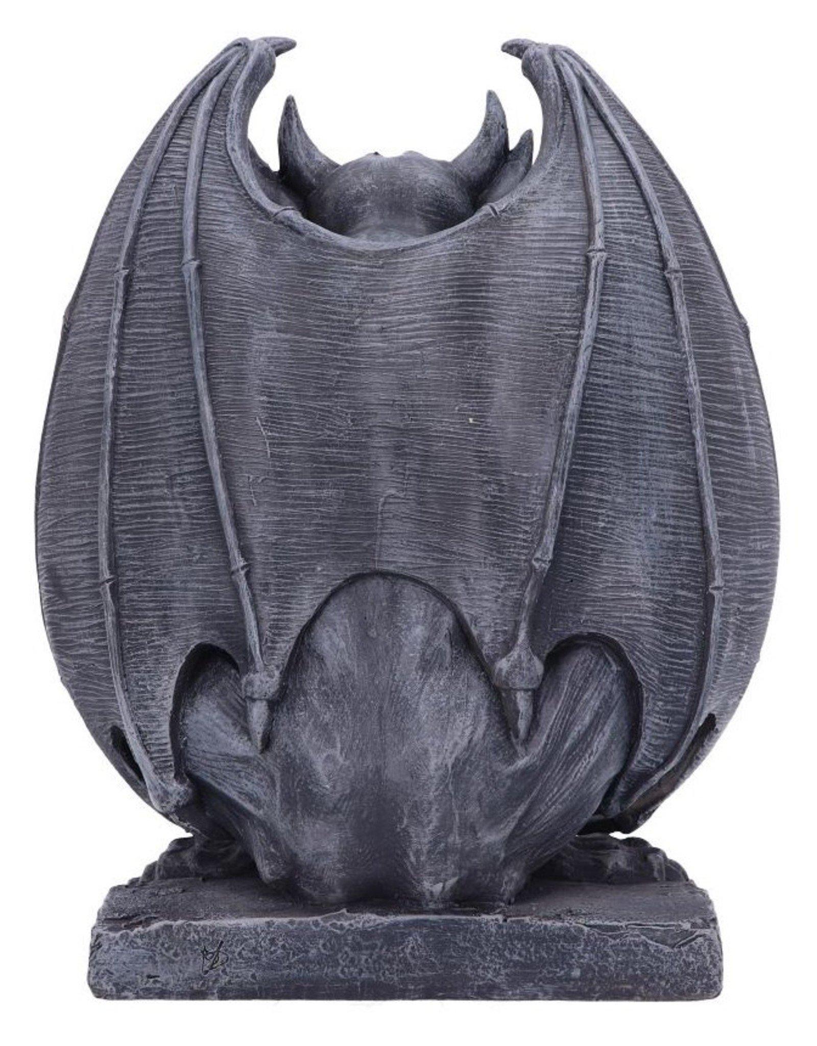 Nemesis Now Giftware Beelden Collectables  - Adalward zwarte waterspuwer 26cm