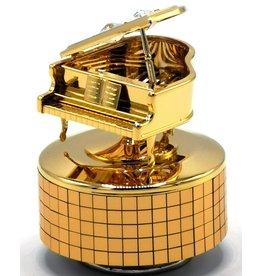 Crystal Temptations Muziekdoosje Grand Piano met Swarovski kristallen