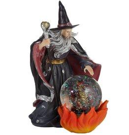 Spirit of the Sorcerer Spirit of the Sorcerer Vuurdraak Magiër Sneeuwbol