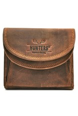 Hunters Leather Wallets - Leather wallet Hunters (large coin compartment)