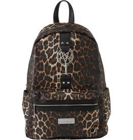 Killstar Killstar backpack Primal Scream (leopard)