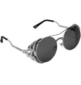 Killstar Killstar zonnebril Baphomet (zilver)
