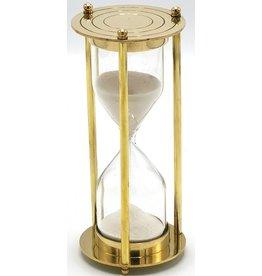 Trukado Sand Timer  Brass Antique-look