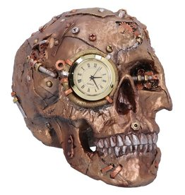 Nemesis Now Steampunk schedel Scrapped 19cm