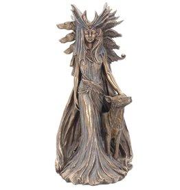 Nemesis Now Goddess Hekate figurine bronzed 25cm