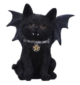 Nemesis Now Vampuss zwarte kat beeld 16cm