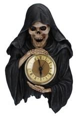 Nemesis Now Reapers, schedels en draken - Darkest Hour Reaper wandklok