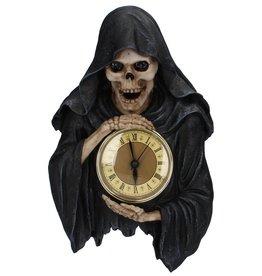Nemesis Now Darkest Hour Reaper wall clock