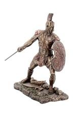 Nemesis Now Giftware Beelden Collectables  - Achilles gebronsd beeld 25.5cm