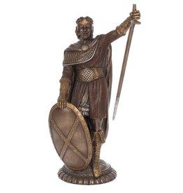 Nemesis Now William Wallace  bronzed figurine 28.6cm