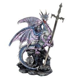 Nemesis Now Sword Of the Dragon  Briefopener 22cm