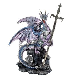 Nemesis Now Sword Of the Dragon  letter opener 22cm